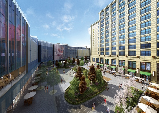 Kerry Properties Limited - Hangzhou Kerry Centre